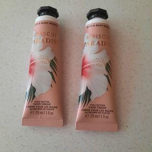 New! BBW Hibiscus Paradise Lotion